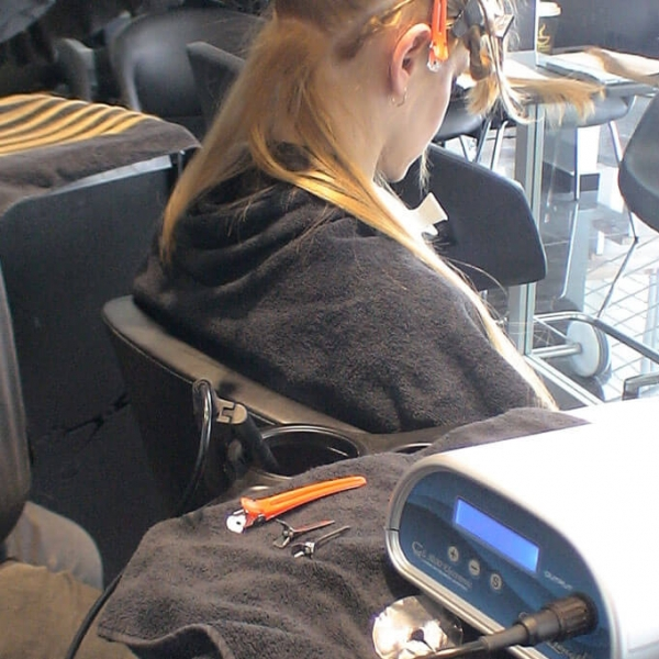 קורס הארכת שיער, קורס תוספות שיער